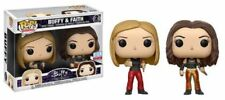 BUFFY & FAITH Funko Pop 2017 NYCC Convention Exclusive Buffy The Vampire Slayer