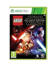 XBOX 360 LEGO STAR WARS EL DESPERTAR DE LA macht NUEVO