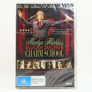 Marilyn Hotchkiss Ballroom Dancing & Charm School Movie DVD 2007 New Sealed