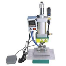 400W Hot Foil Stamping Machine Automatic Digital Embossing Leather Wood Craft