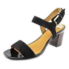 Sandalias con tiras de mujer Calvin Klein de tacón medio (2,5-7,5 cm)