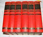 1926 Abraham Lincoln by Carl Sandburg 6 volume set Sangamon Edition Scribners