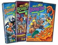 """WHAT'S NEW SCOOBY DOO 1-3 COMPLETE SERIES 6 DISC DVD BOX SET R4 """"NEW&SEALED"""""""