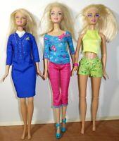 1990  Barbie Doll Lot