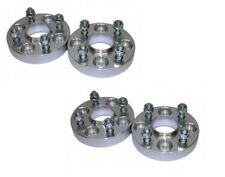 Ford Fiesta Focus Escort Mondeo Ka 4x108 2 pairs 25mm hubcentric Wheel spacers