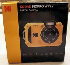 New KODAK PIXPRO WPZ2 UNDERWATER WATERPROOF DIGITAL CAMERA 16MP FULL HD 4x ZOOM