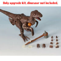 Claw Stone Hammer Metal coin Upgrade Kit For War For Cybertron Kingdom Dinobot