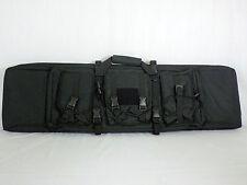 "Black 42"" Soft Tactical Rifle Case"
