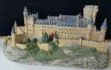 Danbury Mint Rare Vintage Alcazar Castle 1994 Segovia Spain Enchanted Collection