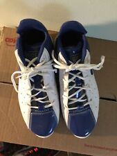 Converse Team Wade White/Blue Men's High Top Basketball Sneakers-Size 9.5 US