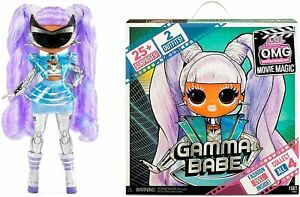 LOL Surprise OMG Movie Magic Gamma Babe Fashion Doll with 25 Surprises  AuPost
