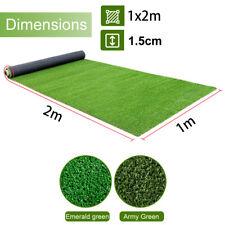 Artificial Grass Mat Synthetic Landscape Fake Turf Lawn DIY Carpet Garten Yard A