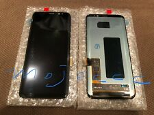 USA Samsung Galaxy S8 LCD & Digitizer Touch Screen BLACK Display OLED