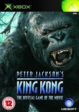 King Kong - Xbox (Original) - UK/PAL
