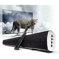 New! WOHOME S11 2.1 Channel Sound Bar with Built-in Subwoofer