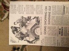 u1-4 ephemera 1972 picture article british army cyprus bob salisbury