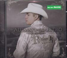Remmy Valenzuela De Alumno a Maestro CD New Nuevo sealed