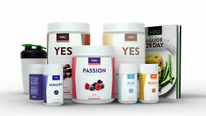 Yoli Better Body Weight Loss Transformation Kit: Chocolate & Vanilla Canisters