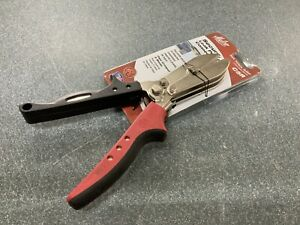 Malco Redline 5-Blade Hand Tool Plier Crimper Model # C5RTS