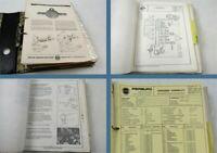 Solex FoMOCo Carter Stromberg DVG Vergaser Technische Information 1960-1980er J.
