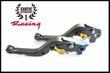 Brake Clutch Levers Set for KTM DUKE 690 2014-2015 Short folding