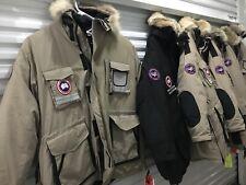 Canada Goose SNOW MANTRA Parka TAN - COYOTE FUR 4XL - Pre-Hologram - NEW w/ Tags