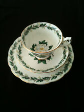 royal albert England Lady Clare trio.s in excellent condition signed A Wagg