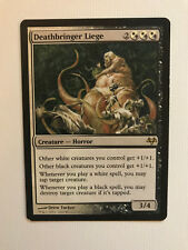 Deathbringer Liege / Eventide / Magic The Gathering MTG Card