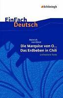 EinFach Deutsch Textausgaben: Heinrich von Kleist...   Buch   Zustand akzeptabel