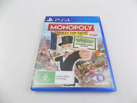 Mint Disc Playstation 4 Ps4 Monopoly Family Fun Pack  Free Postage