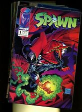 Spawn 1,2,3,4,5,6,7,8,9,10-50 ^50 Book Lot^ Image! Spawn & Angela 1st Appearance