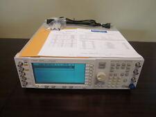 Agilent E4436B 250kHz - 3GHz ESG-DP Digital RF Signal Generator - CALIBRATED!
