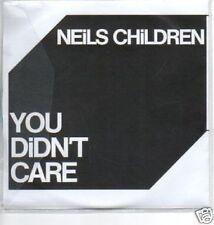 (335O) Neils Children, You Didn't Care - DJ CD