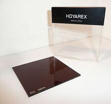 HOYAREX 031 SEPIA FILTER , CASED