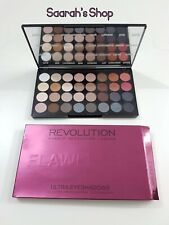 Makeup Revolution Ultra Eyeshadow Palette Flawless 2 Boxed & Sealed Fastest Post