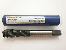 EMUGE 3/4-10 Spiral Flute MULTI-TAP 2B/3B High Performance Germany CU5332005016