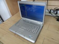Dell Inspiron 1520 Laptop 4 Parts Booted Windows 250 Gb Hard Drive Wiped *