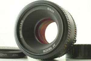 [MINT] Nikon AF NIKKOR 50mm F/1.8 D Prime Lens From Japan