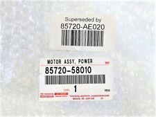New Genuine OEM Toyota Lexus 85720-AE020 Driver Front Power Window Motor