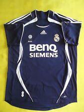 5/5 REAL MADRID SPAIN 2006 2007 THIRD JERSEY SHIRT CAMISETA ORIGINAL era BECKHAM