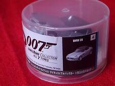 "NEW! 007 James Bond BMW Z8 Mini Car Figure 2.2""  5.5cm JAPAN / UK DESPATCH"