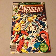 AVENGERS #162 Marvel Comics Bronze Age Key 1st Appearance Jocosta #B112