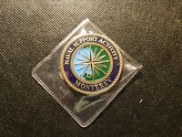 UNITED STATES NAVY NAVAL SUPPORT ACTIVITY MONTEREY CHALLENGE COIN!  FF886TUC