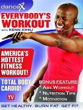 NEW DanceX: Total Body Cardio  Everybodys Workout With Bonuses FREE SHIPPING