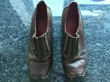Clarks Active Air Ladies Brown Wedge Shoes Size 5. Good Condition.