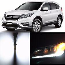 Alla Lighting Parking Light 168 2825 194 White LED Bulb for 97~11 Honda CR-V CRV