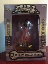 One Piece Nico Robin Romance Dawn Banpresto Model Figure