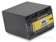 Akku Batterie accu battery für Sony HDR-CX110 HDR-CX170 NP-FV30 NP-FV50 NP-FV100