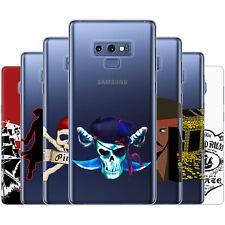 Dessana Pirates Silicone Protective Case Pouch Cover For Samsung Galaxy