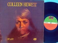 Colleen Hewett ORIG OZ LP M'Lady VG+ '74 Atlantic SD60000 Rock Pop Soul